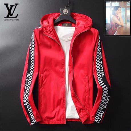 LOUIS VUITTON ルイヴィトン メンズジャケット2色ブランドコピー 国内後払い優良サイト