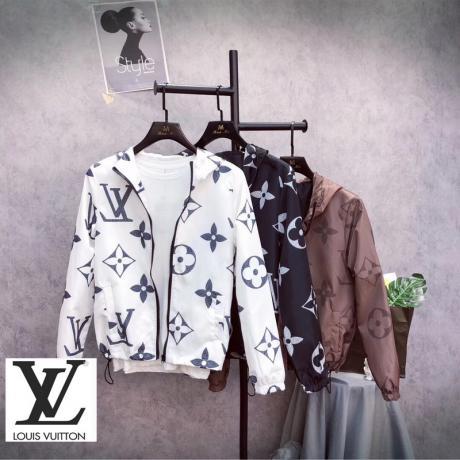 LOUIS VUITTON ルイヴィトン メンズジャケット3色 レディースセール価格 本当に届くブランドコピー後払い店
