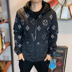 LOUIS VUITTON ルイヴィトン メンズコットンコートコート2色両面着れる服スーパーコピー専門店