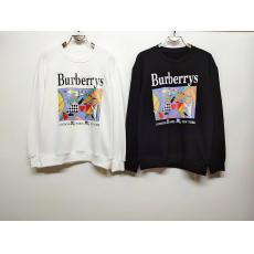 バーバリー Burberry ラウンドネック2色カップル偽物代引き対応