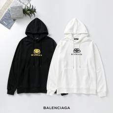 バレンシアガ BALENCIAGA メンズパーカー綿2色 レディーススーパーコピーブランド激安販売専門店