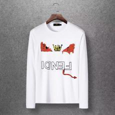 FENDI フェンディ 長袖 Tシャツ4色レプリカ販売口コミ