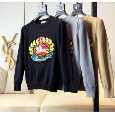 ブランド販売 バーバリー Burberry メンズセーター3色ブランドコピー 国内優良サイト届く