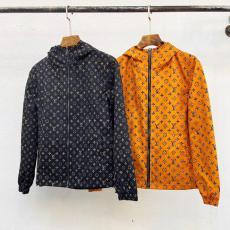 高評価 ルイヴィトン LOUIS VUITTON  メンズジャケット2色特価 ブランド通販口コミ