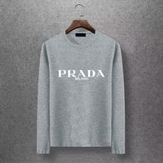 PRADA プラダ メンズ長袖 Tシャツ6色特価 ブランドコピー販売口コミ国内発送店