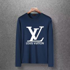 ルイヴィトン LOUIS VUITTON  6色長袖 Tシャツスーパーコピー激安安全後払い販売専門店