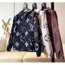 LOUIS VUITTON ルイヴィトン メンズジャケット3色特価 スーパーコピー通販