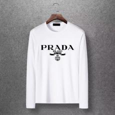 プラダ PRADA 長袖 Tシャツ6色セール 偽物販売口コミ