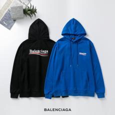 バレンシアガ BALENCIAGA パーカー綿カップル2色セール価格 スーパーコピーブランド代引き