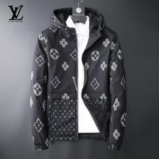 ブランド後払い LOUIS VUITTON ルイヴィトン メンズコットンコートコート2色セール スーパーコピー代引き国内発送安全後払い優良サイトline