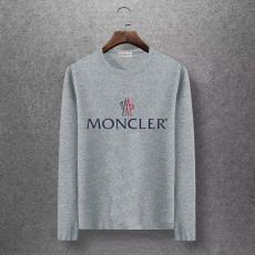 MONCLER モンクレール メンズ長袖 Tシャツ4色ブランドコピー激安安全後払い販売専門店
