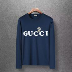 グッチ GUCCI 長袖 Tシャツ4色レプリカ 代引き