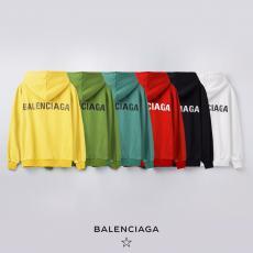 BALENCIAGA バレンシアガ パーカー綿カップル6色特価 ブランドコピー代引き安全後払い優良サイト