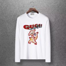 定番人気 GUCCI グッチ 長袖 Tシャツ4色激安 代引き口コミ