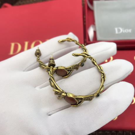 Dior ディオール イヤリング本当に届くブランドコピー店