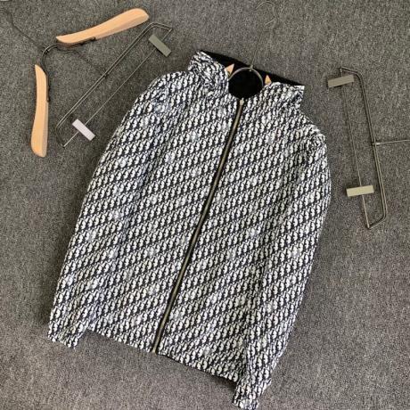 ディオール服 Dior 両面着れる服ジャケットブランドコピー 国内後払い優良サイト