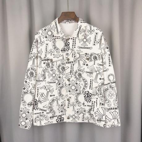 クロムハーツ Chrome Hearts デニム秋冬服本当に届くブランドコピー 口コミ代引き店