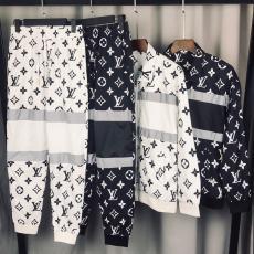 ブランド国内 LOUIS VUITTON ルイヴィトン ジャケット秋冬服セット本当に届くブランドコピー優良サイトline