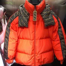 フェンディ FENDI ダウン秋冬メンズ レディース両面着れる服スーパーコピー服激安販売