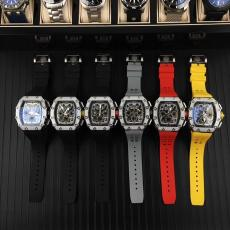 リシャールミル Richard Mille 自動巻き メンズ 手元在庫ありブランドコピー代引きn級品安全優良サイト
