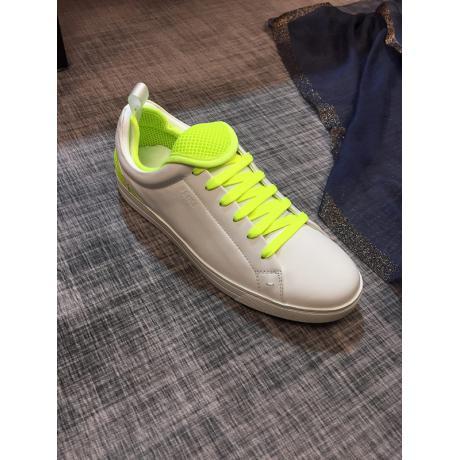 FENDI フェンディ 5色メンズ運動靴カジュアルシューズ防滑おしゃれスニーカーシンプルブランドコピー 優良サイト届く