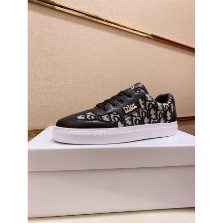 ギフトに最適 Dior ディオール 2色カジュアルシューズ運動靴スニーカーおしゃれ快適特価 靴偽物販売口コミ