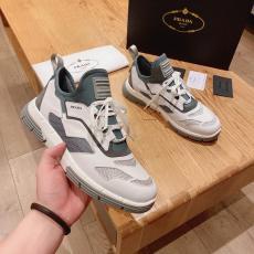 2021新作限定 プラダ PRADA 運動靴5色ランニングシューズ ウォーキングシューズ快適通気性メンズスニーカー特価 靴偽物販売口コミ