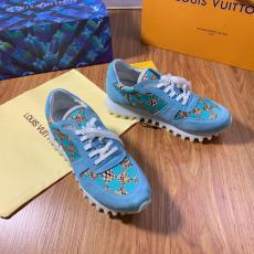 ルイヴィトン LOUIS VUITTON  5色スポーツ 運動運動靴ランニングシューズ ウォーキングシューズ防滑本当に届くスーパーコピー国内安全後払い代引きサイト