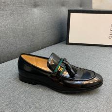 GUCCI グッチ 革靴ロングノーズビジネスシューズ紳士通勤 外出メンズ2色スーパーコピー販売口コミ店