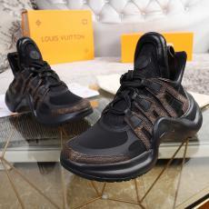 ルイヴィトン LOUIS VUITTON  ランニングシューズ 運動靴スニーカー通学外出カジュアルシューズ2色ボルトクッションバスケットシューズメンズシンプル快適おしゃれ本当に届くスーパーコピー 口コミ後払い店