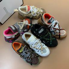 良品 GUCCI グッチ メンズカジュアルシューズ運動靴防滑おしゃれスニーカー6色ウォーキングシューズランニングシューズ ブランドコピー 代引き届く