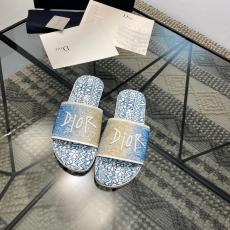 手元在庫あり ディオール Dior スリッパ サンダル夏外出おしゃれ軽量本当に届くスーパーコピー店 国内発送line