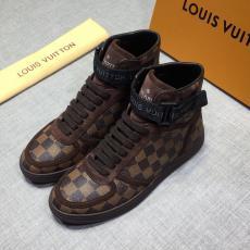 LOUIS VUITTON ヴィトン ハイヒールダミエバスケットシューズランニングシューズ 運動靴カジュアルシューズスニーカーおしゃれ快適本当に届くスーパーコピー代引き後払い店
