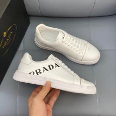 プラダ PRADA カジュアルシューズ夏運動靴2色紐おしゃれスニーカーローファー外出最高品質コピー代引き対応