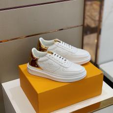 LOUIS VUITTON ルイヴィトン 厚底快適おしゃれカジュアルシューズボルトシンプルウォーキングシューズローカットコピー靴 販売