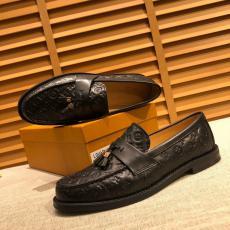 LOUIS VUITTON ルイヴィトン スリッポン革靴ビジネスシューズおしゃれ紳士通勤 外出シンプルメンズ4色本当に届くスーパーコピー安全後払い代引き店