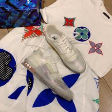 ヴィトン LOUIS VUITTON  メンズおしゃれスニーカー運動靴カジュアルシューズウォーキングシューズランニングシューズ 快適クッションブランドコピー販売口コミ代引き後払い店