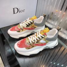 追跡付☆確保済み! ディオール Dior 快適おしゃれスニーカーカジュアルシューズ運動靴ウォーキングシューズローカットランニングシューズ 本当に届くスーパーコピー優良サイト