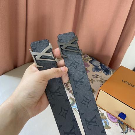 ルイヴィトン LOUIS VUITTON  両面ベルト両面新作幅4cm2色ブランドコピー販売買ってみた後払い店