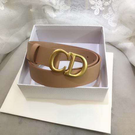 Dior ディオール 両面細部品質高牛革定番幅3.4cm5色コピーブランド激安販売ベルト専門店
