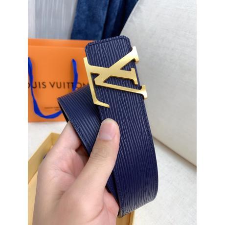 LOUIS VUITTON ヴィトン 柔軟ベルト快適牛革定番幅4cm7色本当に届くブランドコピー 口コミ代引き店