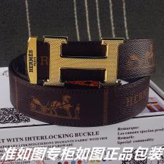 エルメス  HERMES 牛革2色幅3.8cm本当に届くブランドコピー工場直営安全後払い代引き店