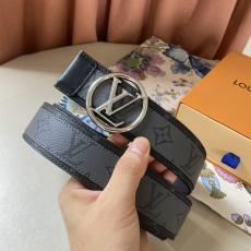 新作限定 LOUIS VUITTON ルイヴィトン 両面ベルト両面新作幅4cm3色ブランドコピー工場直売販売口コミ後払い店