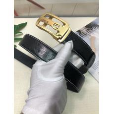 グッチ GUCCI スマートベルト牛革幅3.5cm2色特価 ブランドコピー代引き安全優良サイト