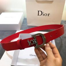 入手困難品 ディオール Dior 細部品質高牛革定番幅3cm2色ブランドコピー工場直売販売おすすめ国内発送店