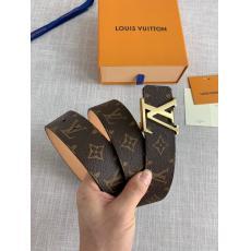 即発注目度NO.13 ヴィトン LOUIS VUITTON  百搭 ベルトカジュアル定番おしゃれ 幅4cm人気  ブランドコピー販売おすすめ店