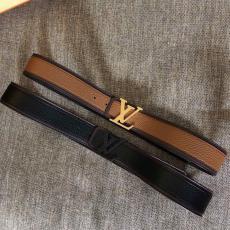 売上額TOP19 LOUIS VUITTON ルイヴィトン 両面カジュアル派手 おしゃれ 新作幅3.8cm2色ブランドコピー n級品国内後払い優良サイト