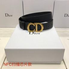 関税込 Dior ディオール 高品質牛革本革クラシック 幅2cm3色幅3cm最高品質コピーベルト代引き買ってみた