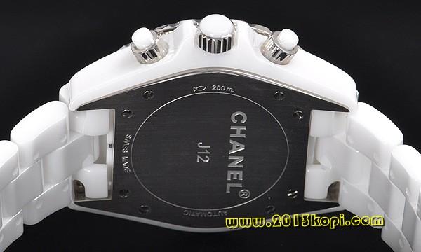 シャネル j12クロノ H2009