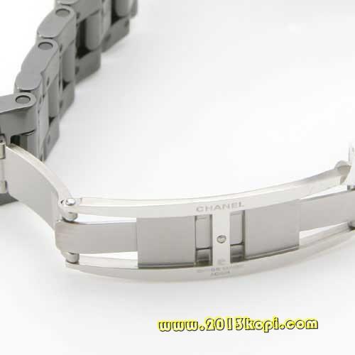 シャネル スポーツ J12 オートマチック ダイヤインデックス セラミック ブラック メンズ H1626